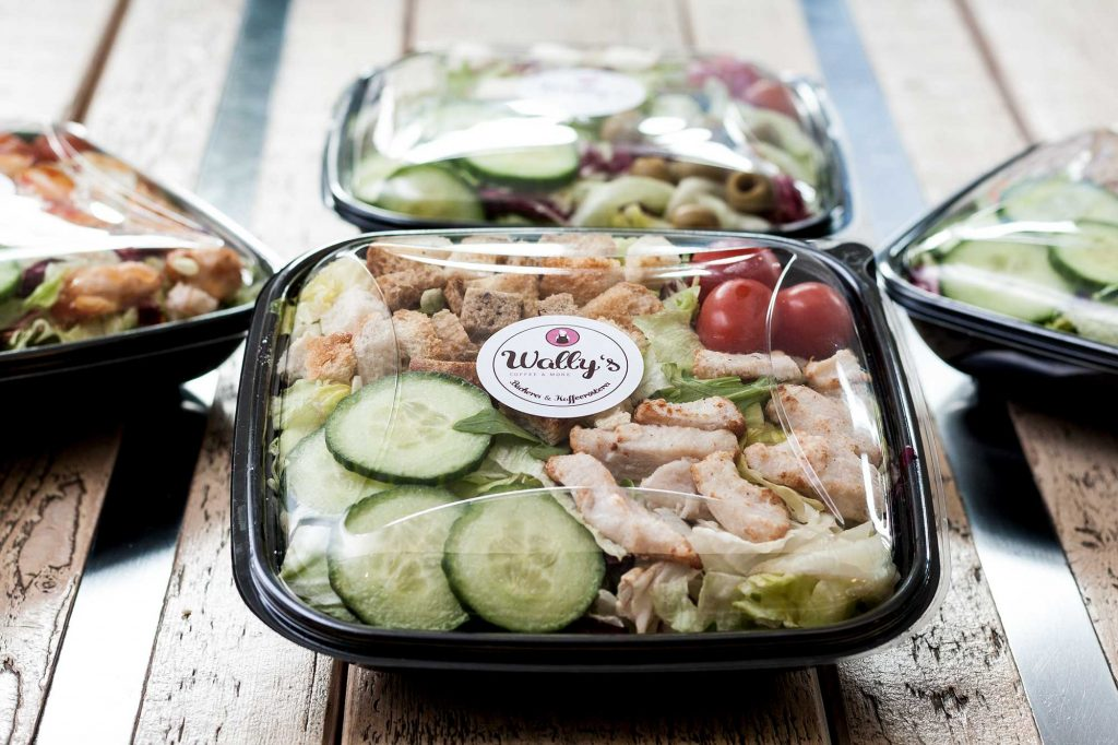 Wally's – Coffee and More - Putensalat to-go