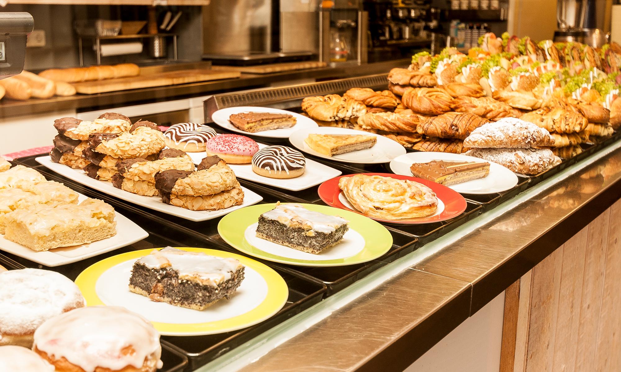 Wally's – Coffee and More - Bäckerei
