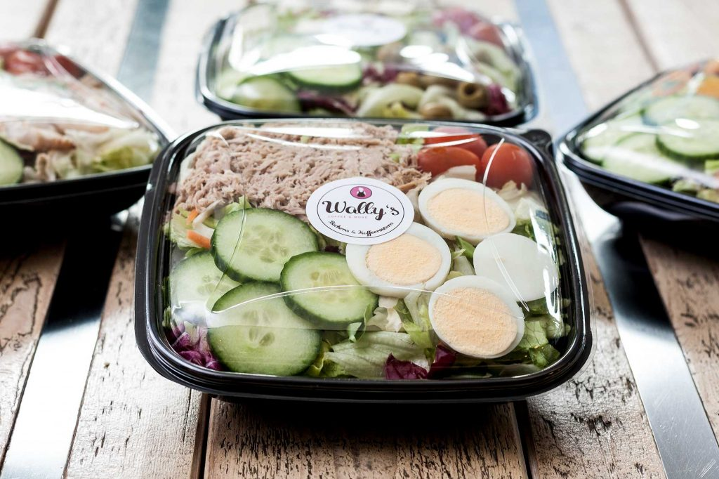Wally's – Coffee and More - Thunfisch Salat-to-go
