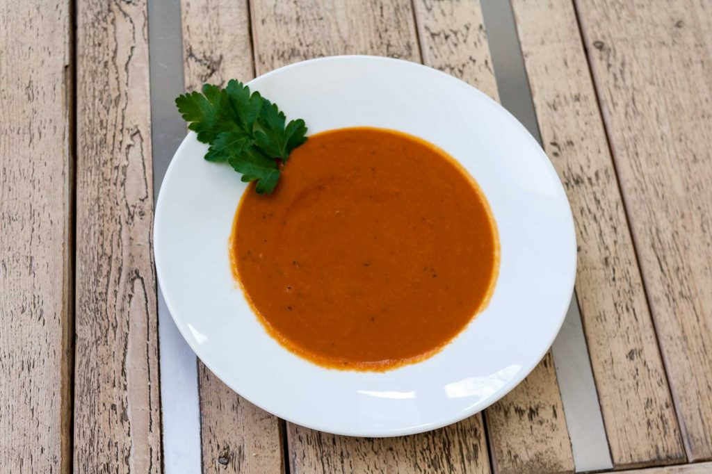 Wally's – Coffee and More - Tomatensuppe
