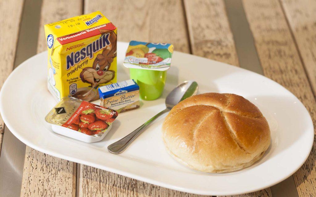 Wally's – Frühstück mini