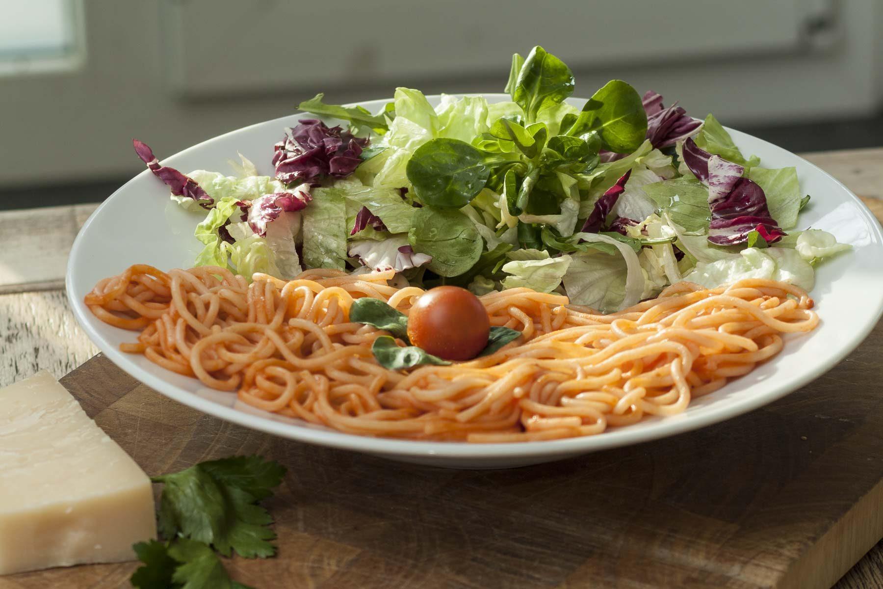 Wally's – Pasta-Spaghetti-Bolognese