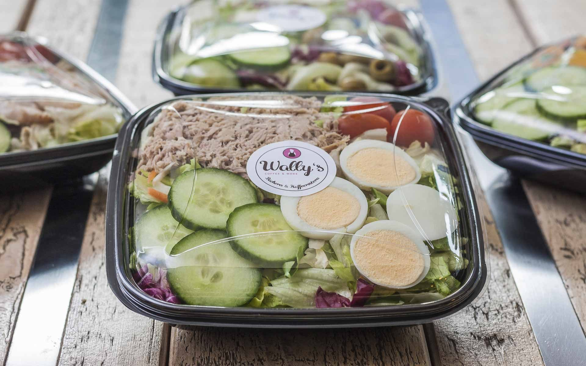 Wally's – Thunfischsalat to-go